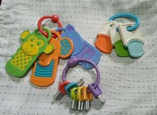 Baby toys set1