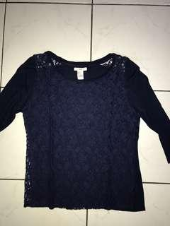 TOP FROM FOREVER 21