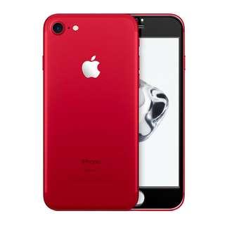 🚚 Iphone 7 Red