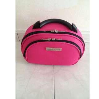 🚚 Bright Pink Beaute de Kose Bag - 2 pieces, 1 SOLD