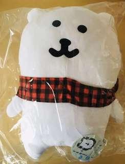 自我嘲諷熊 cushion