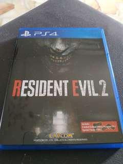 Resident Evil 2 used