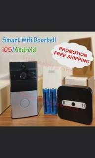 🚚 WIFI Doorbell with camera PACKAGE