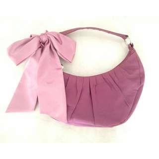🚚 Purple Cacharel Bag - 2 pieces, 1 SOLD