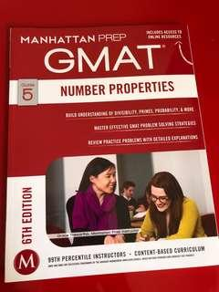 GMAT NUMBER PROPERTIES MANHATTAN PREP