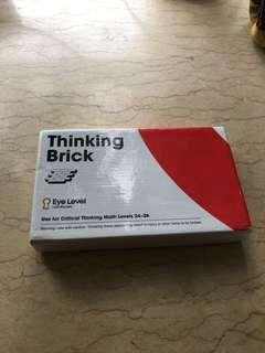 Eye Level Thinking Brick