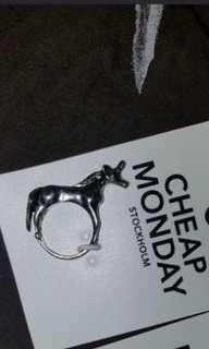 Cheap Monday Unicorn Ring