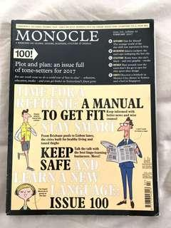 Monocle Issue 100 February 2017
