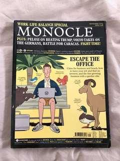 Monocle Issue 106 September 2017