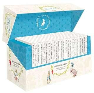 🚚 The World of Peter Rabbit Book Set