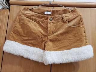 Shorts Pants 襯boots短褲