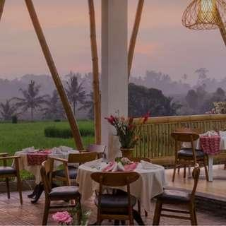 WADARI UBUD (Bali) suite room  w/ BREAKFAST, MASSAGE & TOUR