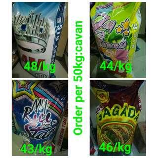 BIGAS / RICE FOR SALE