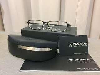 Pre-loved Mens TAG HEUER Prescription Glasses