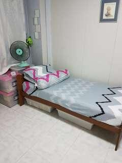 Affordable Spacious Room for Single occupant only (Woodlands)