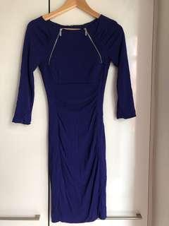 🚚 Karen Millan fitted Dress