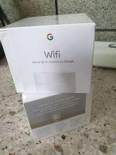 🚚 Google WiFi (Set of 2)