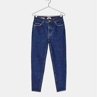 Mom/Boyfriend Jeans