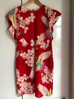 Country Road Floral Dress