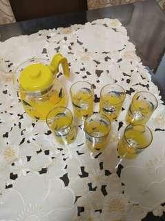 Drinking Glass Set☕