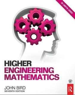 ( EBOOK ) Higher Engineering Mathematics 7th Edition