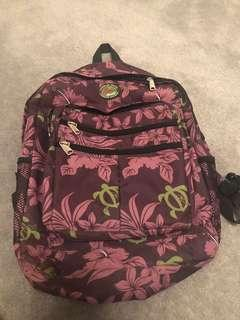 Backpack from Hawaii