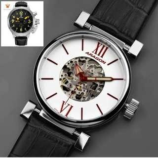 ⌚BUNDLE OF 2PCS AUTOMATIC WATCHES⌚