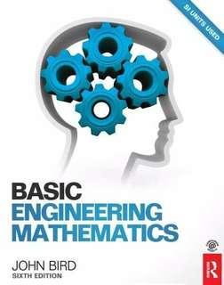 ( EBOOK ) Basic Engineering Mathematics 6th Edition