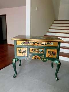 Console table - cabinet - drawer - storage