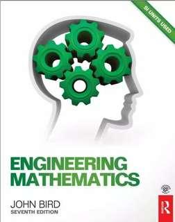 ( EBOOK ) Engineering Mathematics 7th Edition