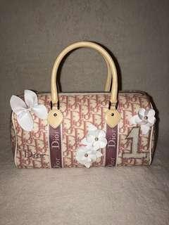 Dior canvas bag