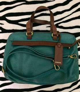 Fossil molly satchel
