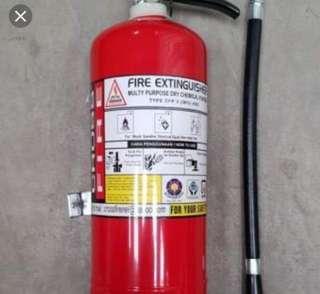 Apar 3 kg dry chemical powder KIDLE