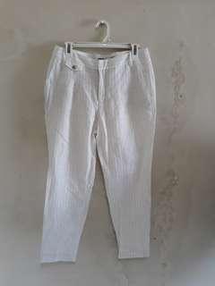 Celana Zara Linen jual Murah