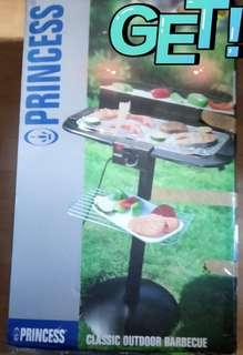 Princess Classic outdoor barbeque