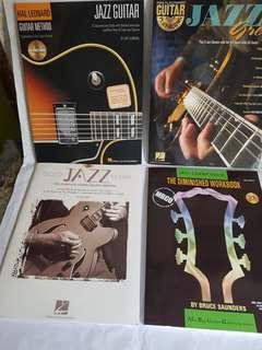 Guitar. Book