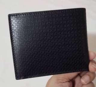 SALE!!! Ferragamo bifold wallet
