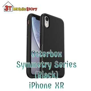 🚚 Otterbox Symmetry Series (Black) for iPhone XR
