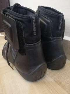 Dainese boots for sale !!!