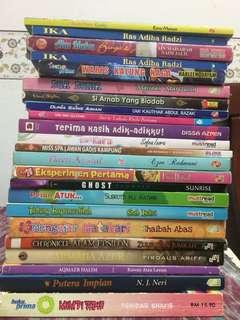 Children preloved books and a lot more see my list
