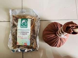 Tungku Ibu Suri (percuma mandian herba)
