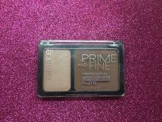 Catrice Prime and Fine Contouring Palette