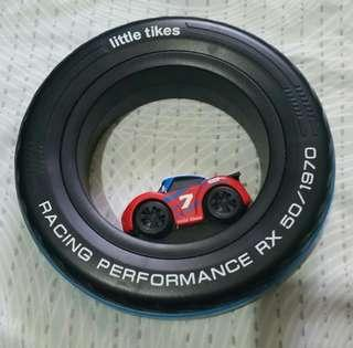 Little Tikes racing toy