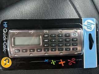 HP Quick Basic Calculator
