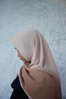 @hijabeauty_store CHIFFON SQUARE
