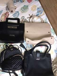 Hot sell women hand bag European style western style hot pretty handbag