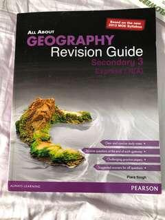 Geography Secondary 3 Textbook Revision Guide