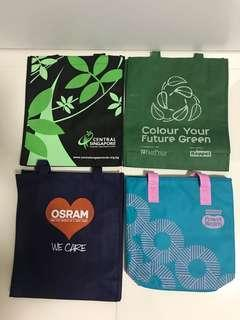 Reusable Grocery Bags (price is for all)
