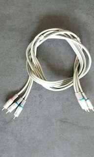 Cable and Accessories - 3 ports