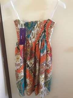 Bohemian style skirt
